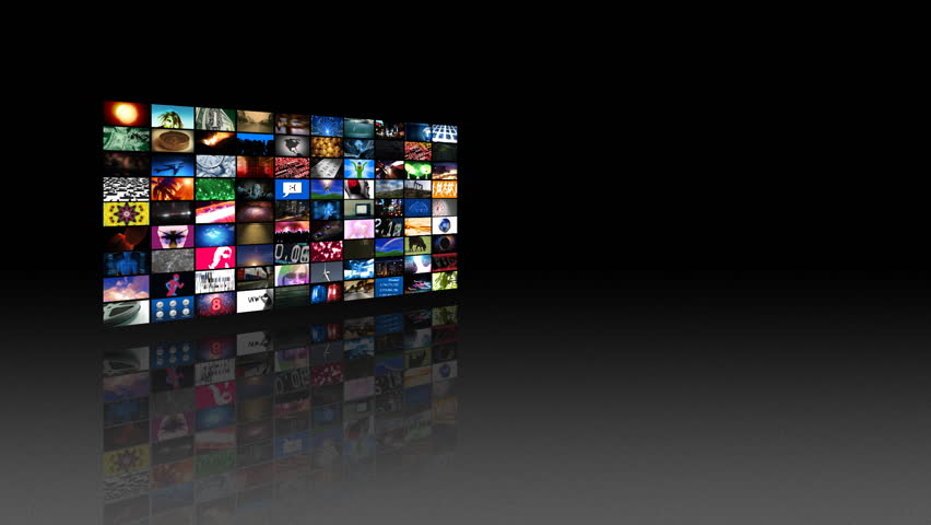 Video Wall Media Streaming HD