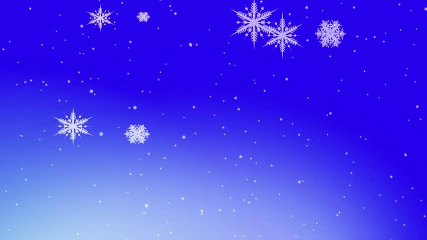 Картинки падают снежинки с анимацией, чтение