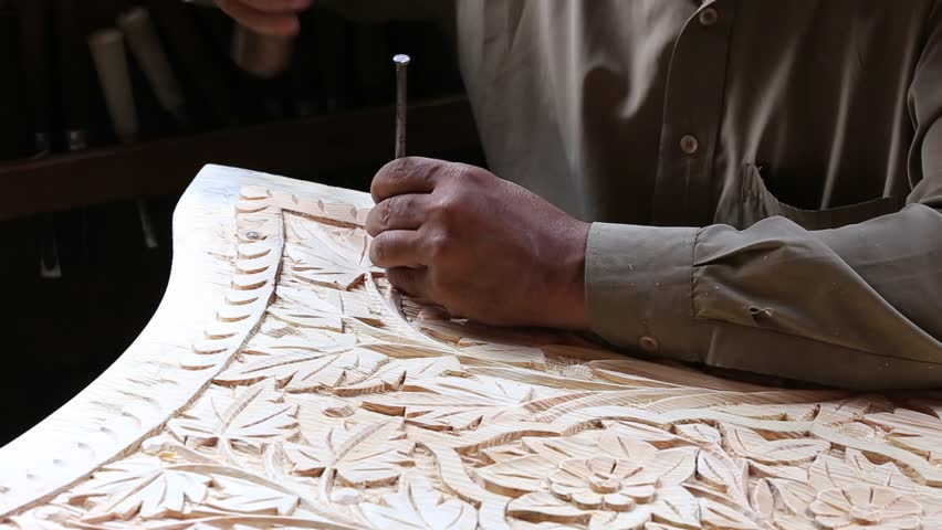Indian Craftsmanship Stock Video Footage 4k And Hd Video Clips