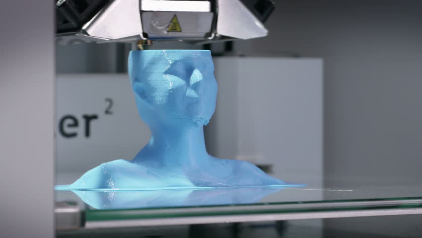 3D Printer Timelapse | Shutterstock HD Video #18996877