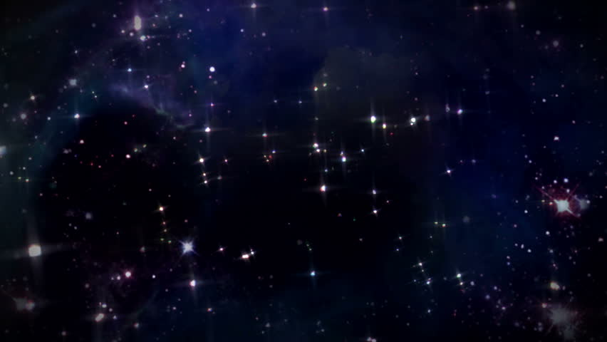 The Gemini Zodiac Sign Forming Stock Footage Video 100