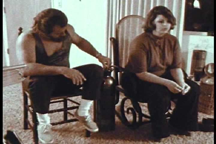 Two couples try to hash out their marriage problems together in 1971. (1970s) | Shutterstock HD Video #19411357
