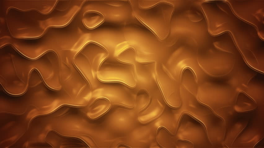 Abstract background with animation of ripples in organic surface. Animation of seamless loop. #19425877