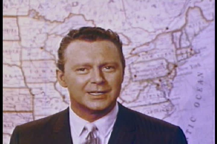 Reporter George Putnam suggests in 1965 that the reason many ancient civilizations no longer is exist is because of moral depravity within the nations. (1960s)