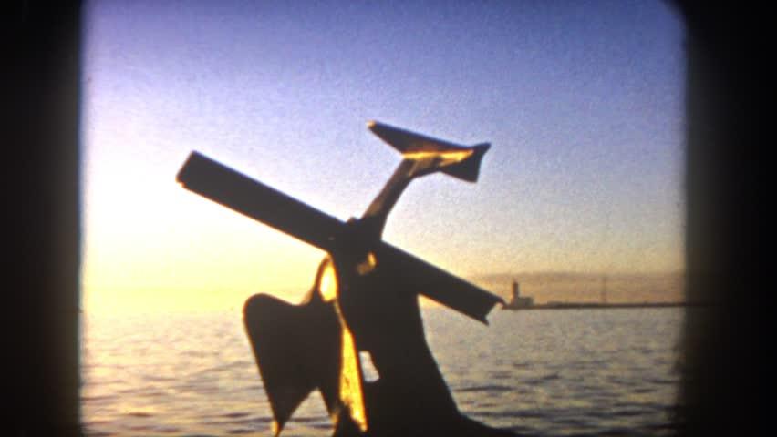 SAN PEDRO, CALIFORNIA 1962: a boat is seen | Shutterstock HD Video #20143387
