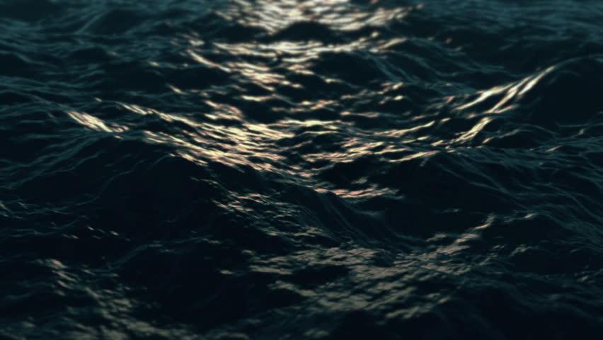 Sea Ocean Surface Shot, Waves Stock Footage Video (100% Royalty-free)  20185297 | Shutterstock