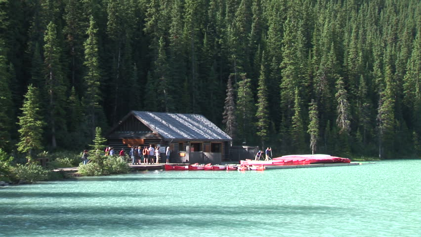 Lake Louise Boat Rental zoom