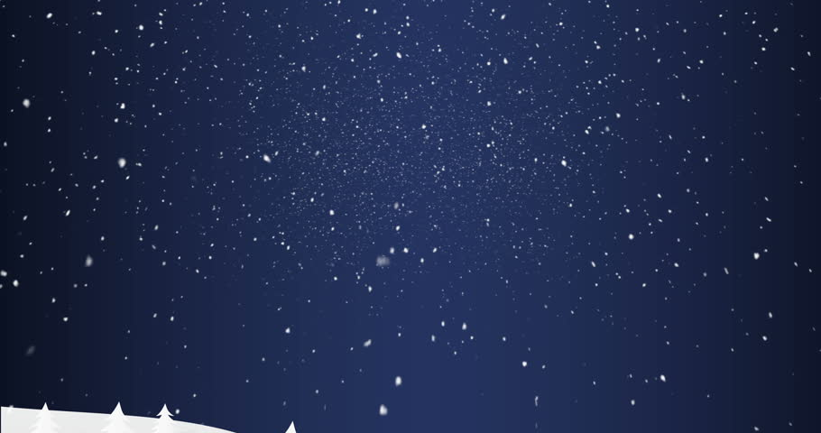 Starry sky motion background full hd stock footage video - Starry sky 4k ...