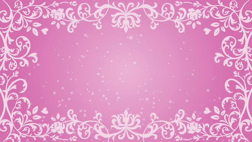 Growing Floral Frame And Glitter Stock Footage Video 100 Royalty Free 20757967 Shutterstock