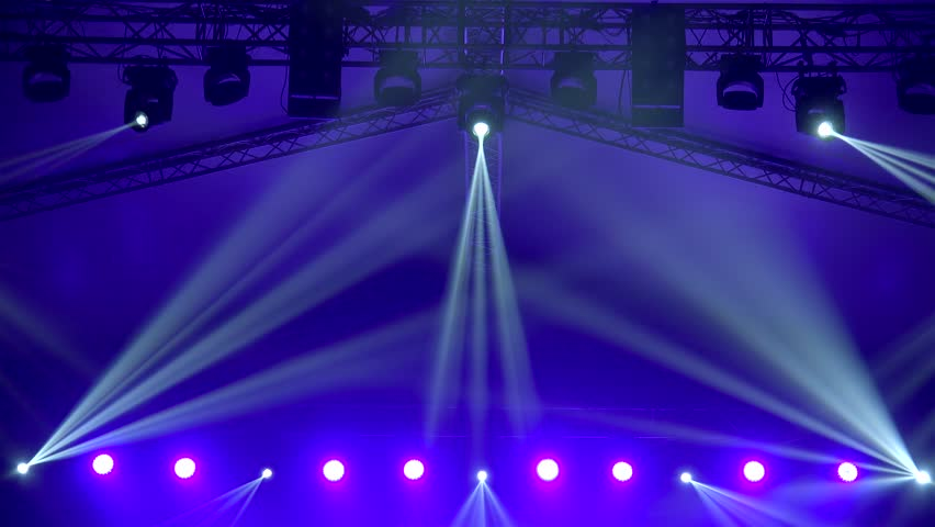 spectacular lighting. Spectacular Light Show From The Stage Lighting Rig (moving Head, Generic And LED Fixtures, Laser) Stock Footage Video 20818597   Shutterstock