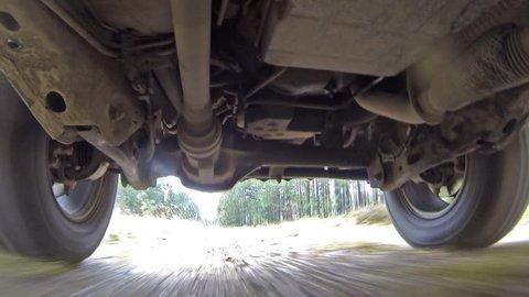 4x4 car suspension