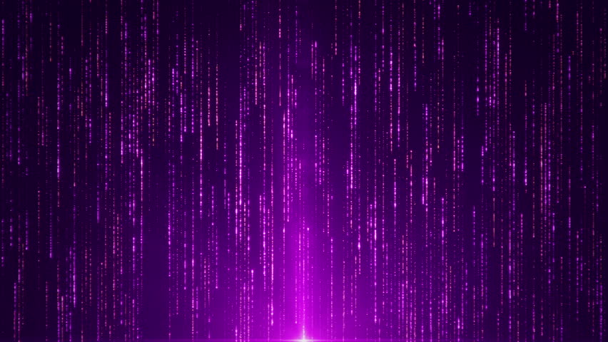 Abstract background with animation falling glittering particles as festive rain. Animation of seamless loop. | Shutterstock HD Video #20880937
