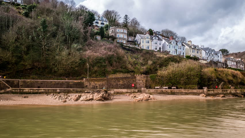 Looe in Cornwall - Time Lapse Video