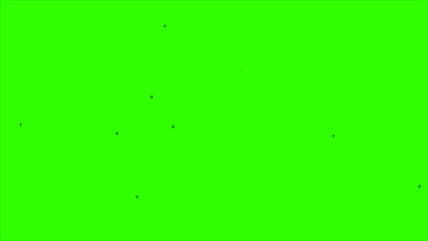 how to create a green screen background