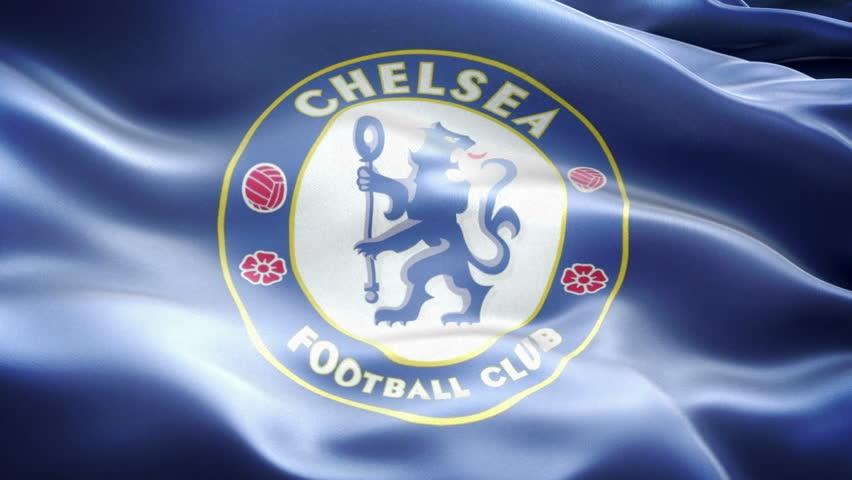 London, United Kingdom - 3 November 2016 - Animated logo of London football club Chelsea FC (New effect)