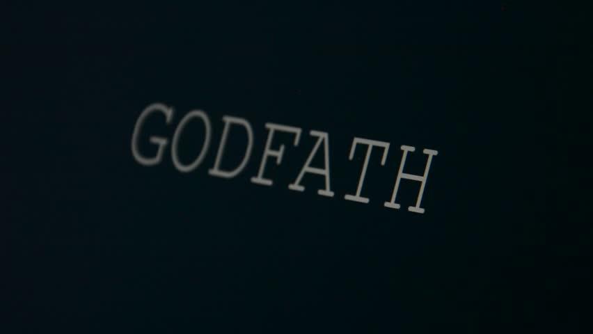 Header of godfather