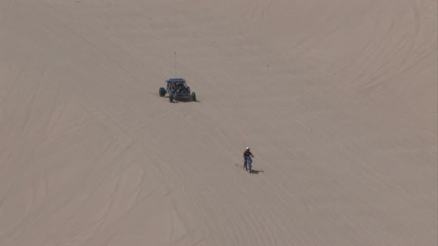 Dune Buggy, Atv and Motorcycles Stock Footage Video (100% Royalty-free)  213187 | Shutterstock