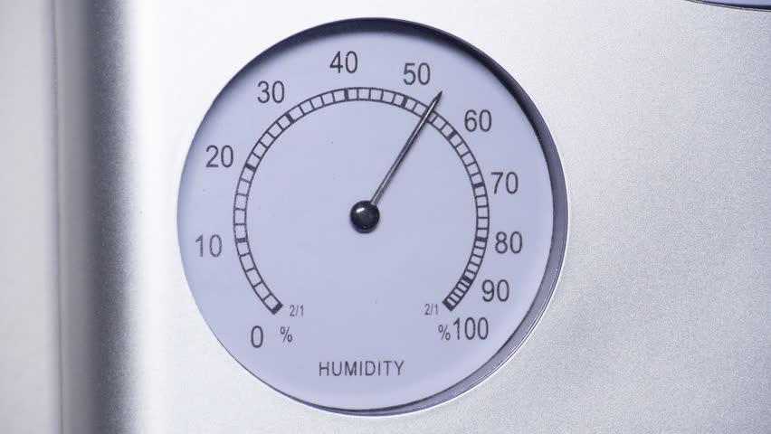 Header of humidity