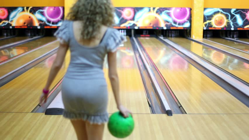 Bowling video images 12
