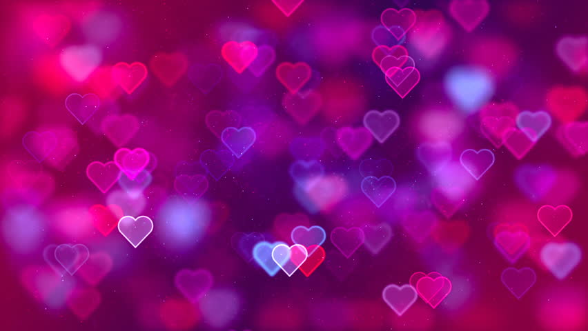 Photo Collection Heart Abstract Love Pink