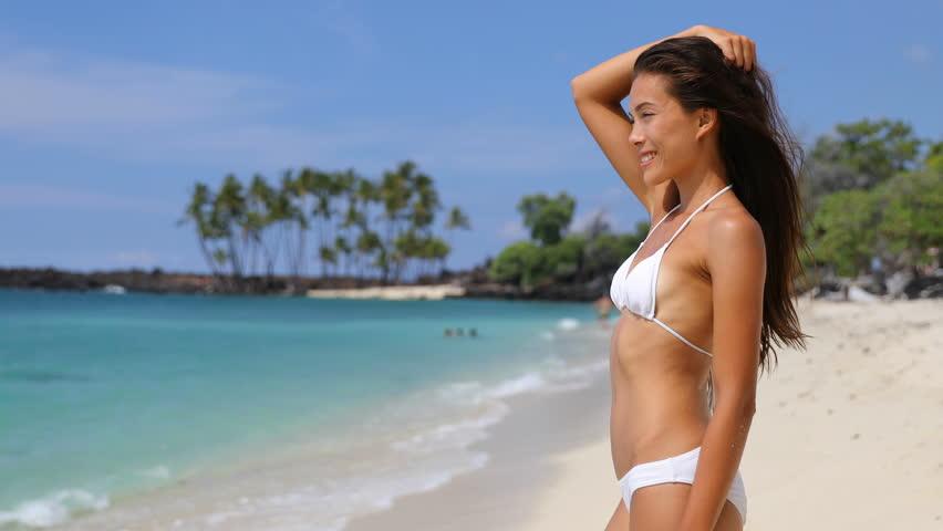 sexy Bikini-Modelle Videos
