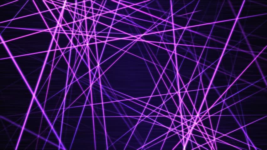 Moving through Light/Laser Beams Animation Animation - Loop Purple   Shutterstock HD Video #21521917