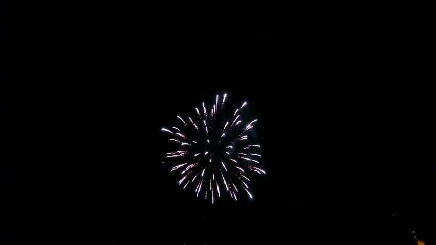 Fireworks background in the night  | Shutterstock HD Video #21522127