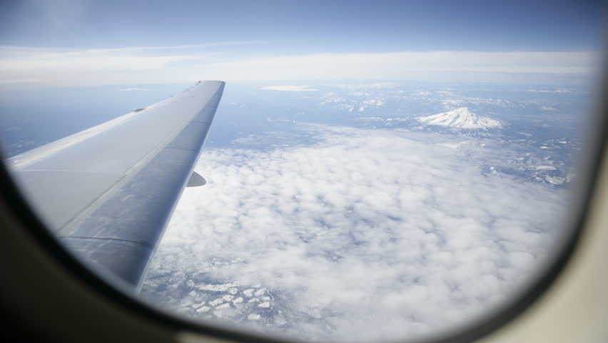 View out an airplane window, time lapse Format: HD Compression: PhotoJPEG-A Camera: Canon 1ds Mark II Size: 1080 (1920 x 1080) Sound: No