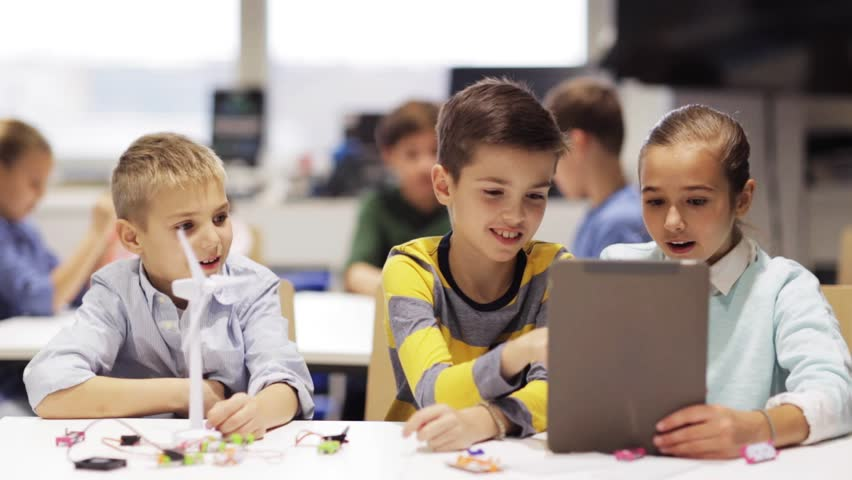 children and technology Raising digital natives: technology and our kids children growing up these days are surrounded by and often immersed in digital media you might call them digital natives.