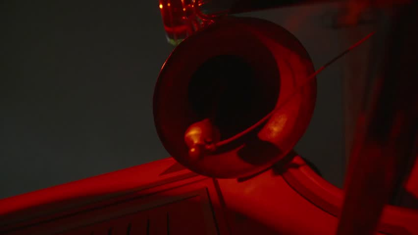 Header of alarm bell
