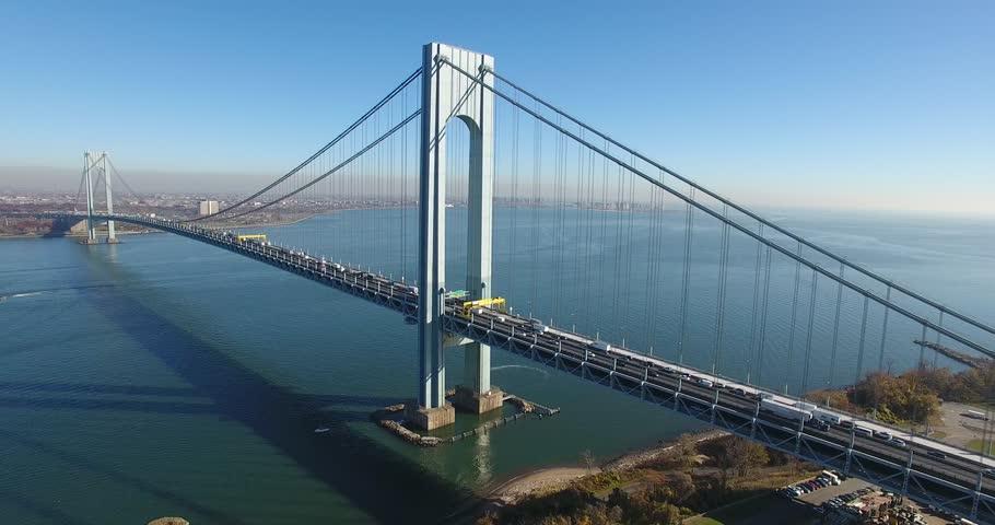 Verrazano Bridge | Shutterstock HD Video #22616527