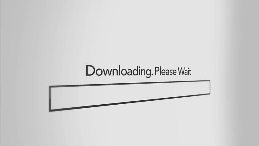 Downloading Computer Files - Green Progress Bar | Shutterstock HD Video #22801027