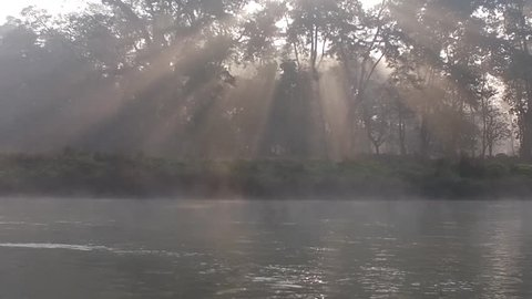 SOUTH OF NEPAL. NATIONAL PARK CHITWAN