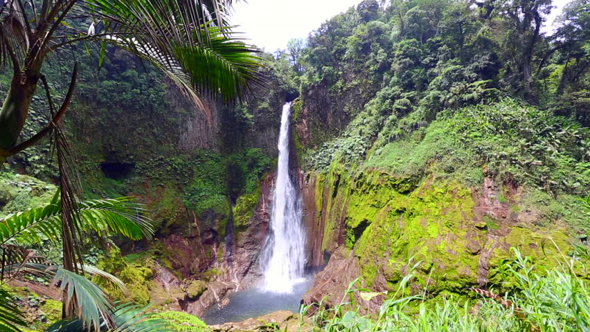Catarata del Toro Waterfall, Costa Rica