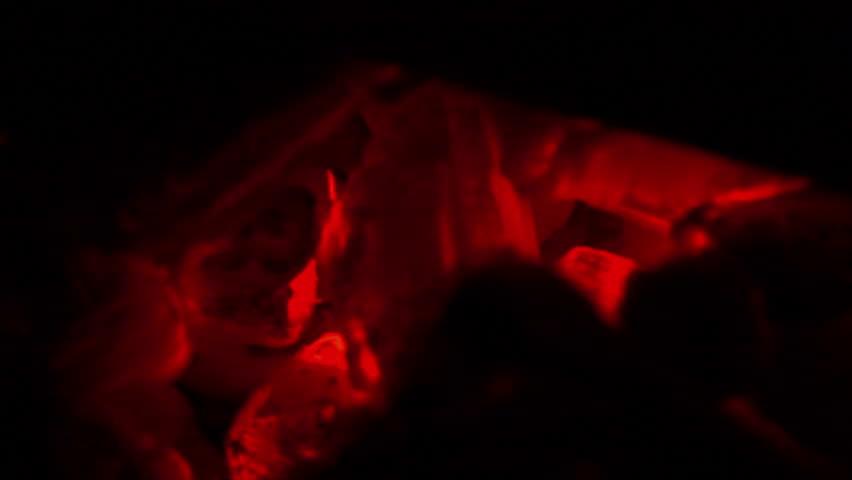 Burning Fire, Slow Motion   Shutterstock HD Video #23075071