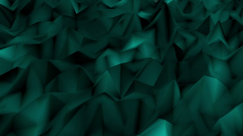 Green Triangular Waves  -   Abstract Video Footage | Shutterstock HD Video #23142127