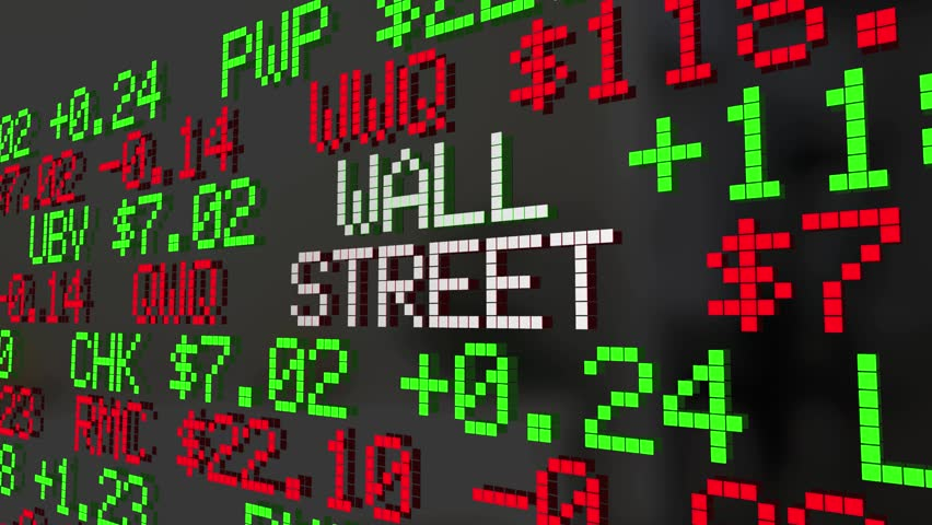 Stock Video Of Financial Careers Stock Market Jobs Employment
