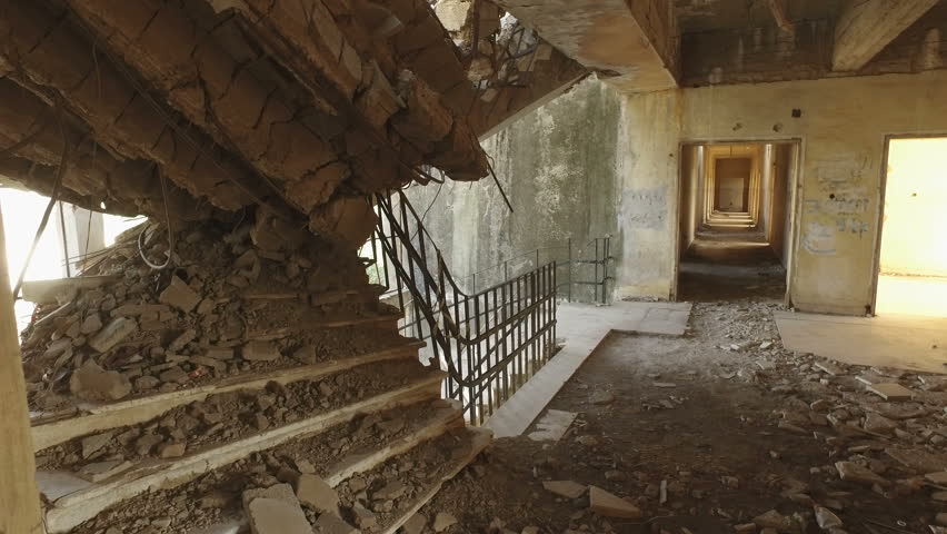 Image result for collapsed dirt stairs
