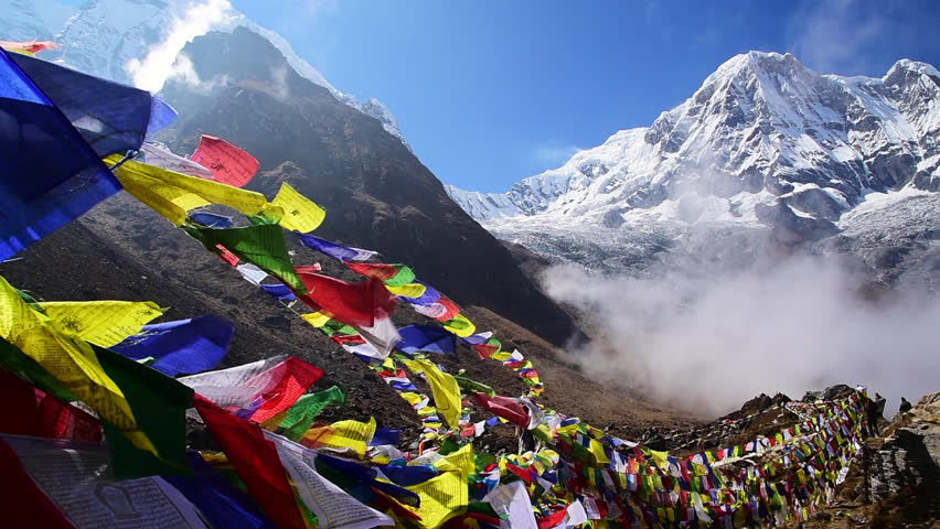 Image result for prayer flags nepal