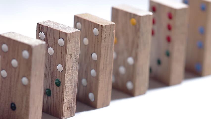 Header of domino