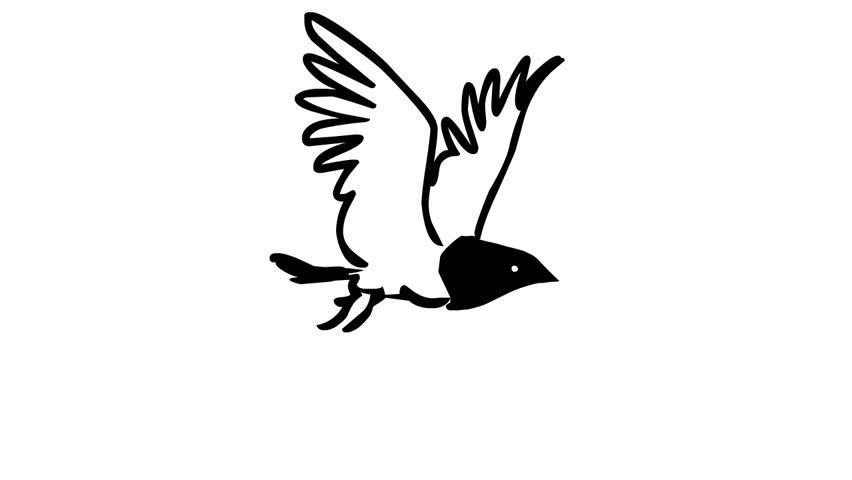 Dove Flying Away Clip Art | www.pixshark.com - Images ...