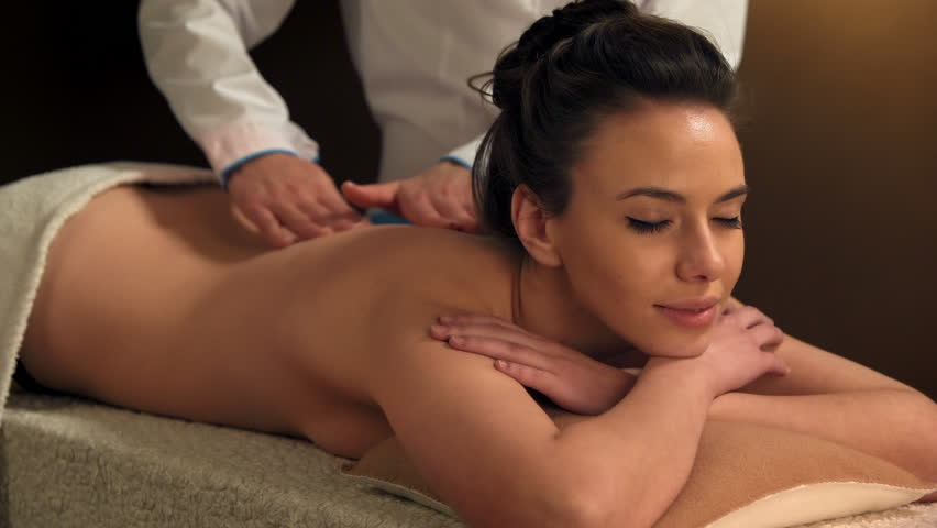 Small titted female Nicole Ray having sex with masseur after massage  526675