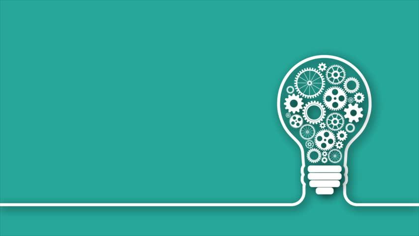 Lightbulb Idea: Light Bulb Concept Stock Footage Video 24013918