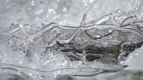 water wave undulation