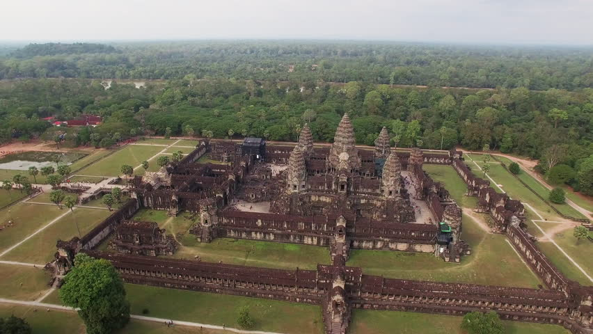 Angkor Wat temple of Cambodia #24255527
