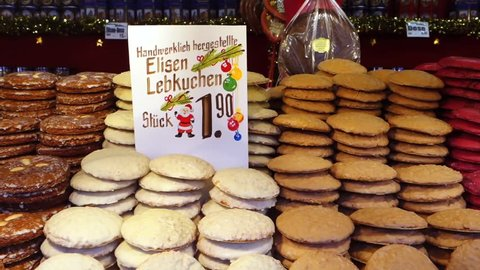 1000 Nuremberg Gingerbread Stock Video Clips And Footage Royalty