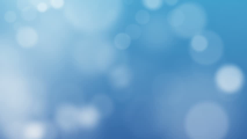 Blue Abstract Lights bokeh background loop 1080 | Shutterstock Video #2438609