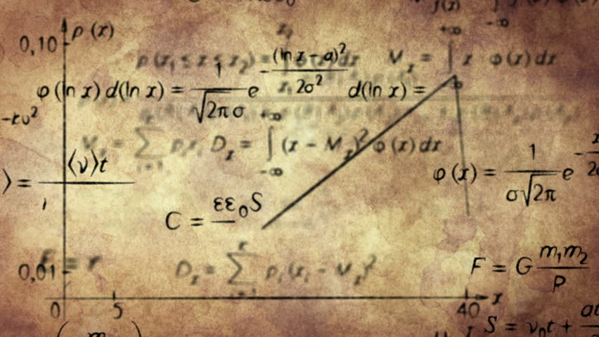 Old math