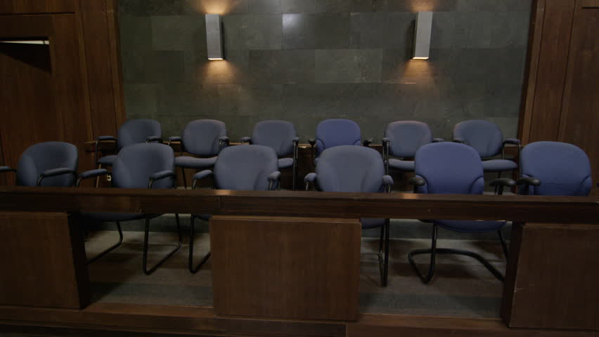 Header of jury