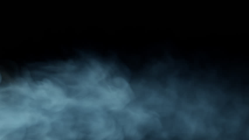 High Quality Smoke Loop with blue green color and alpha channel, 30 ips High Definition Pre-Keyed stock footage element for compositing. Ideal for visual effects & motion graphics.